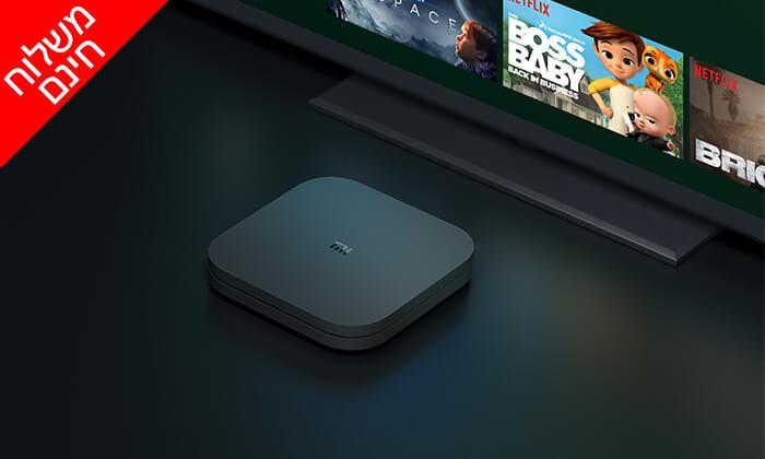 4 סטרימר XIAOMI ברזולוציית4K ULTRA HD - משלוח חינם!