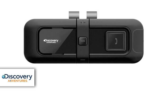 2 דיבורית Bluetooth לרכב DISCOVERY