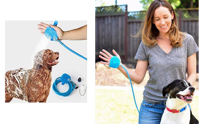 3 מתקן לשטיפת כלבים - משלוח חינם!