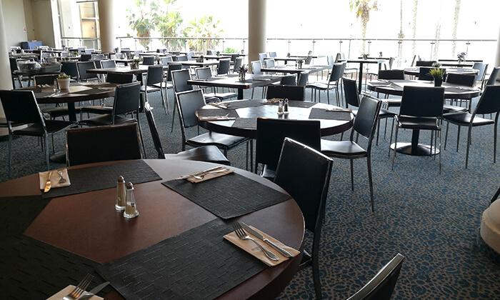 11 ארוחת בוקר בופה במלון דניאל, הרצליה פיתוח