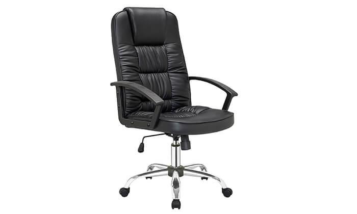 3 כסא מנהלים - משלוח חינם!