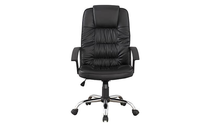4 כסא מנהלים - משלוח חינם!