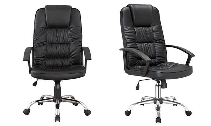 5 כסא מנהלים - משלוח חינם!