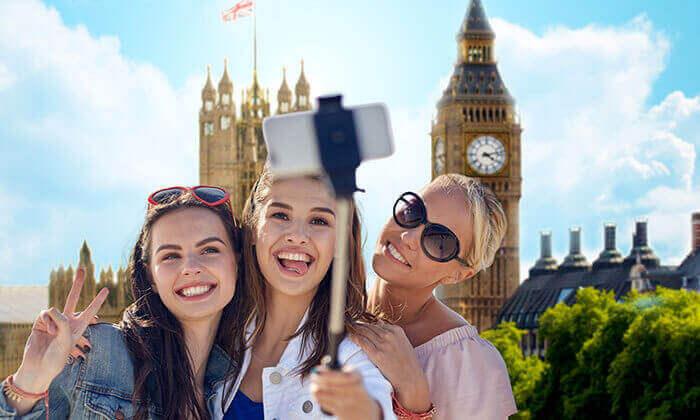 6 Spice Up Your Life! חופשה והופעה של ספייס גירלז בלונדון