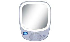 מראה משולבת רמקול Bluetooth