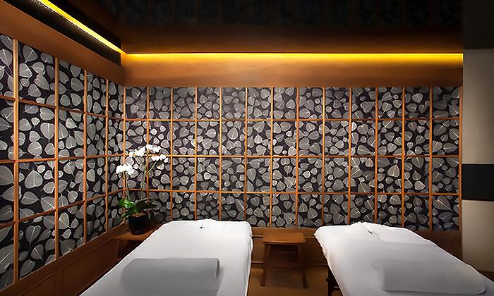4 עיסוי בספא בוטיק, מלון אלכסנדר תל אביב