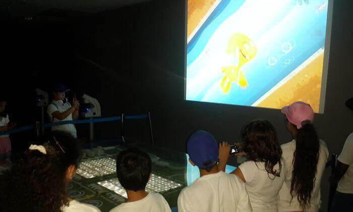 8 סיור והצגה לילדים בחנוכה - מרכז המבקרים של איגודן, ראשון לציון מערב