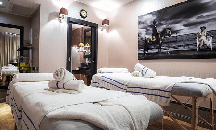 """5 חופשה במלון בוטיק B ברדיצ׳בסקי ת""""א, כולל עיסוי זוגי"""