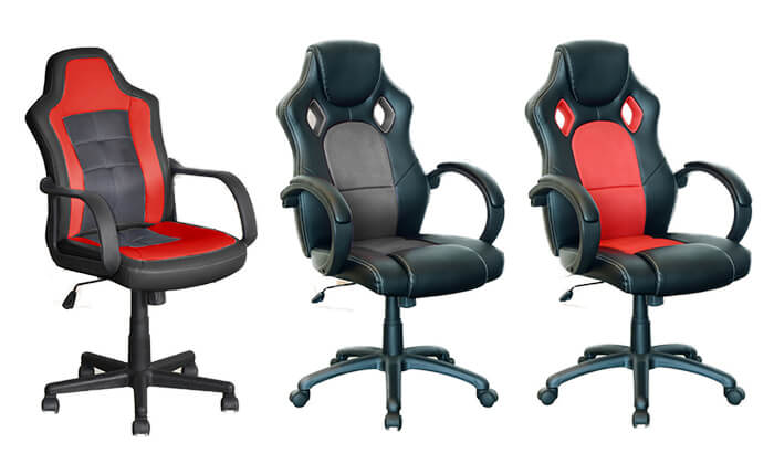 2 כיסא גיימינג MY CASA