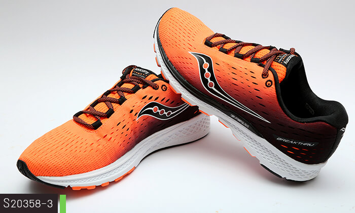 3 נעלי ספורט לגברים SAUCONY TEC
