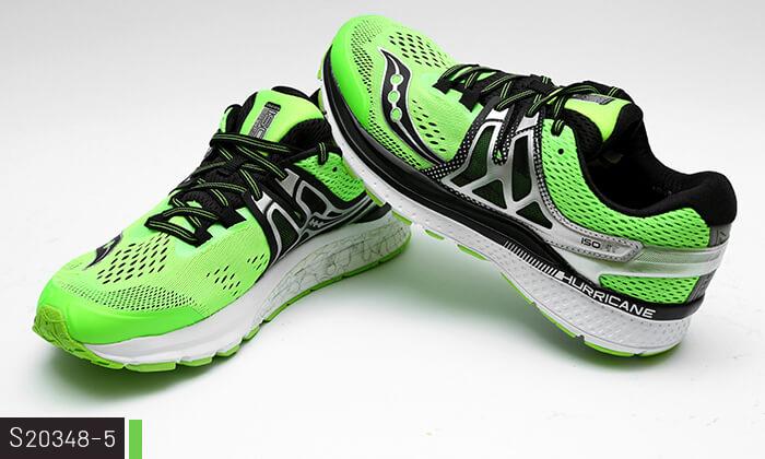 4 נעלי ספורט לגברים SAUCONY TEC