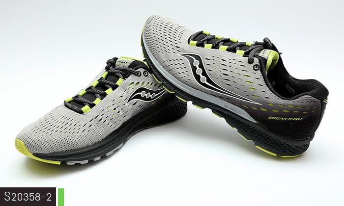 6 נעלי ספורט לגברים SAUCONY TEC