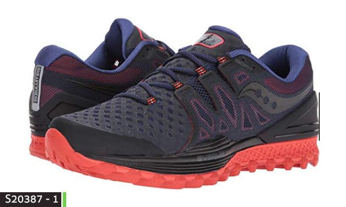 9 נעלי ספורט לגברים SAUCONY TEC