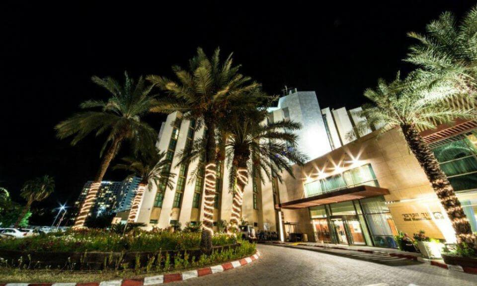 """7 מלון הוד המדבר ים המלח, כולל סופ""""ש"""