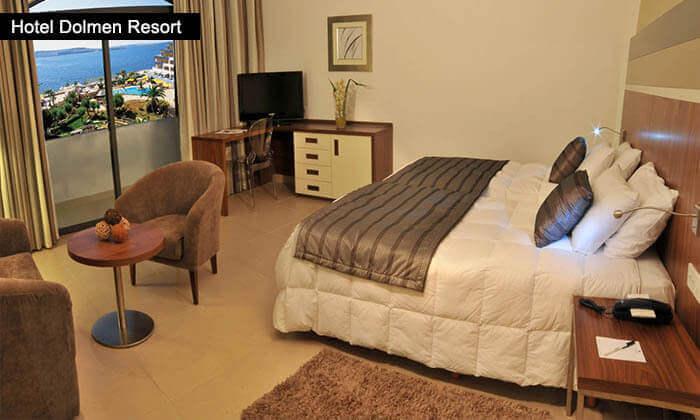 6 חופשה במלטה במלון עם קזינו, כולל כניסה לאקוורים