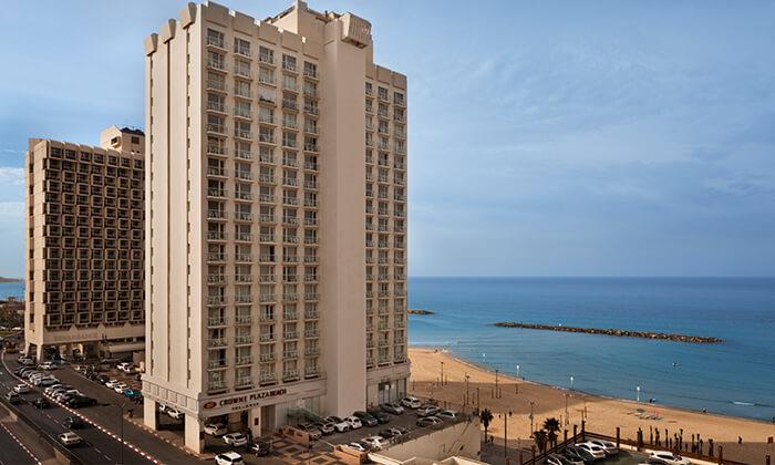 10 חבילת ספא עם עיסוי במלון קראון פלזה, תל אביב