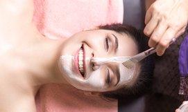 טיפול פנים באורלי קוסמטיקס י-ם