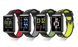שעון ספורט חכם עם תצוגת LED