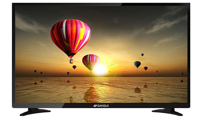 3 טלוויזיה 4K חכמה SANSUI, מסך 43 אינץ'