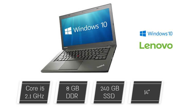 2 מחשב נייד Lenovo עם מסך 14 אינץ'