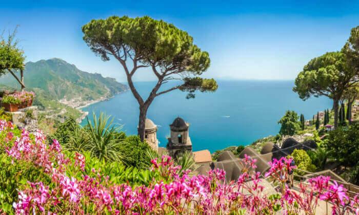 """3 חבילת """"טוס וסע"""" לדרום איטליה, כולל פסח"""