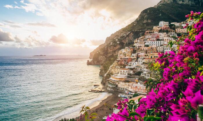 """7 חבילת """"טוס וסע"""" לדרום איטליה, כולל פסח"""