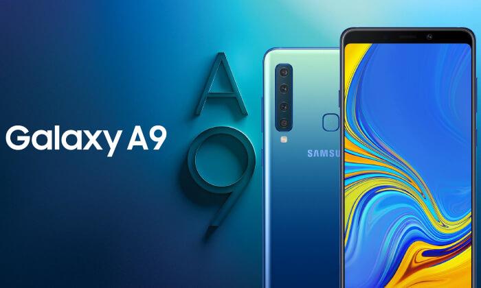 2 סמארטפון Samsung Galaxy A9 A920