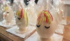 סדנת ביצת שוקולד לילדים