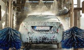 שטיפה חיצונית ופנימית לרכב