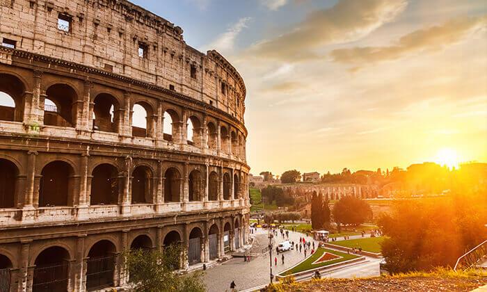"""3 חופשה ברומא - כולל סילבסטר וסופ""""ש"""