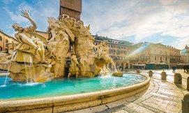 רומא, כולל סילבסטר