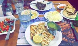 ארוחה זוגית בפונדק הים