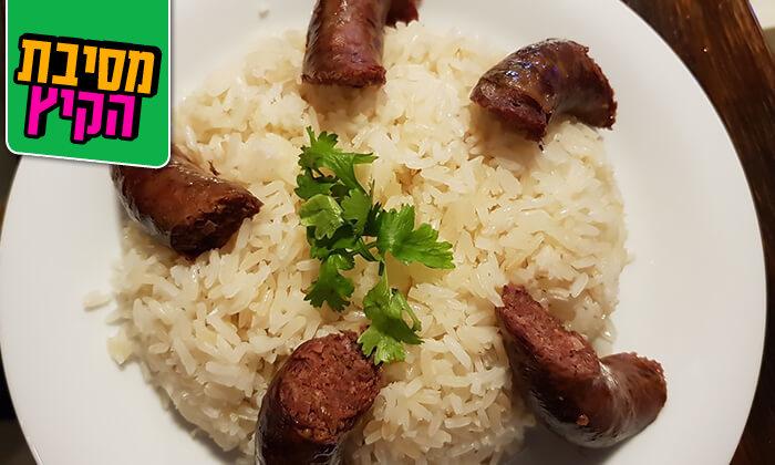 6 ארוחת בשרים זוגית במסעדת טביליסי הגיאורגית הכשרה, באר שבע