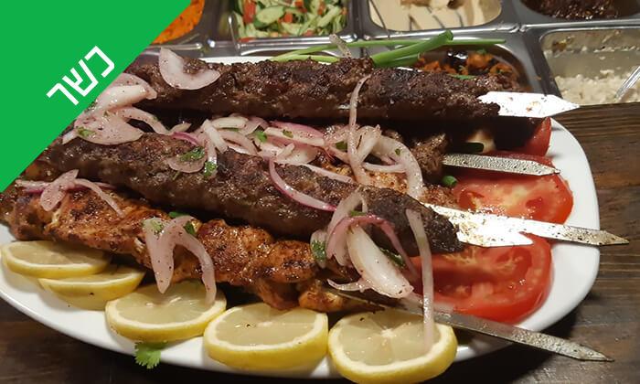 2 ארוחת בשרים זוגית במסעדת טביליסי הגיאורגית הכשרה, באר שבע