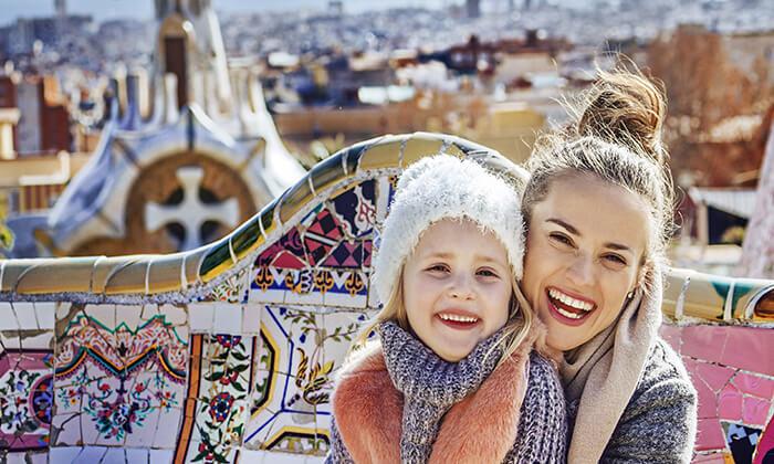 """10 עונת החגים בברצלונה: סילבסטר, חג המולד כולל סופ""""ש"""