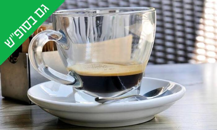 4 ארוחת בוקר זוגית בקפה-ביסטרו אוליב, בוגרשוב
