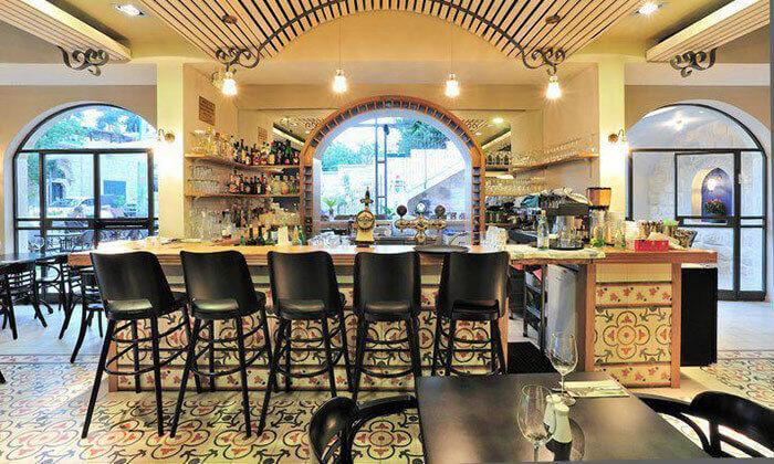 4 ארוחה זוגית בפונדק עין כרם, ירושלים