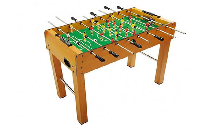 תוספת שולחן כדורגל ביתי   גרו (גרופון) VU-99