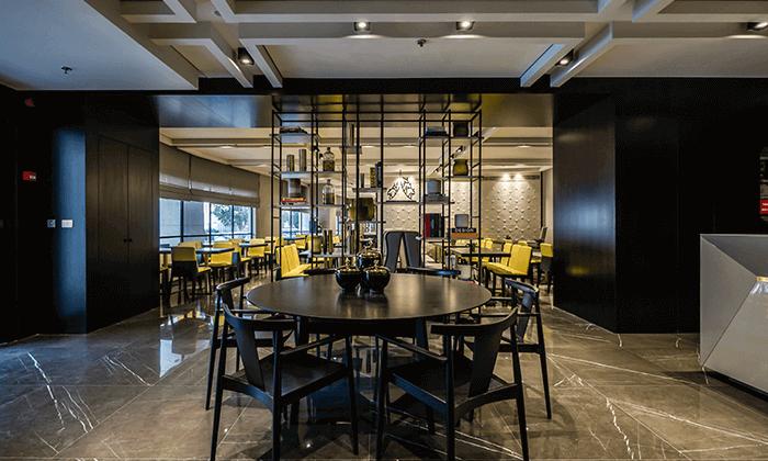 """3 מלון גולדן קראון במושבה הגרמנית חיפה, כולל סופ""""ש"""