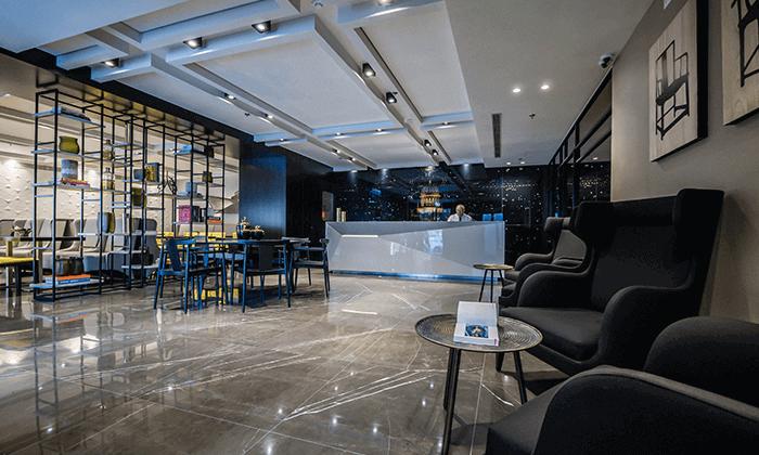 """4 מלון גולדן קראון במושבה הגרמנית חיפה, כולל סופ""""ש"""