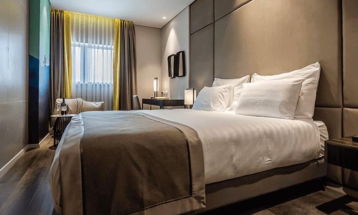 """5 מלון גולדן קראון במושבה הגרמנית חיפה, כולל סופ""""ש"""