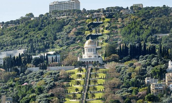 """7 מלון גולדן קראון במושבה הגרמנית חיפה, כולל סופ""""ש"""