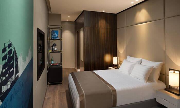 """2 מלון גולדן קראון במושבה הגרמנית חיפה, כולל סופ""""ש"""