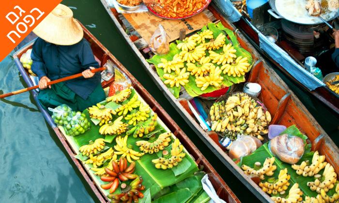 5 טיול מאורגן לתאילנד, כולל נופש בפאטאיה - 11 ימים, כולל פסח