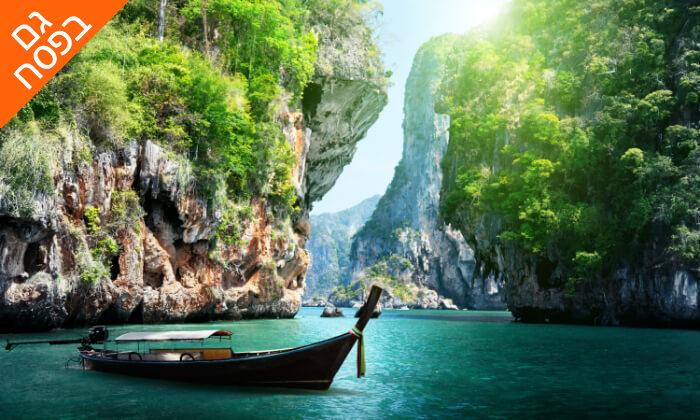 7 טיול מאורגן לתאילנד, כולל נופש בפאטאיה - 11 ימים, כולל פסח