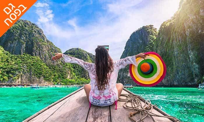 9 טיול מאורגן לתאילנד, כולל נופש בפאטאיה - 11 ימים, כולל פסח