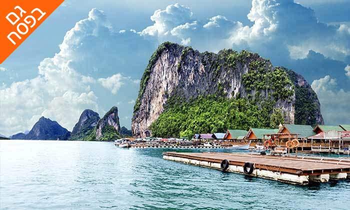 10 טיול מאורגן לתאילנד, כולל נופש בפאטאיה - 11 ימים, כולל פסח