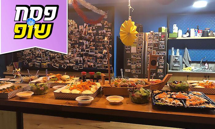 4 קייטרינג אסיאתי לאירועים ממסעדת נגיסה הכשרה, תל אביב