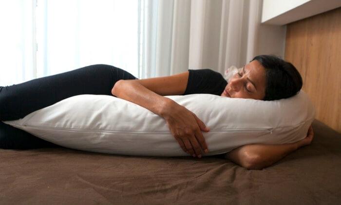 3 כרית פינוקית להיריון ולכאבי גב