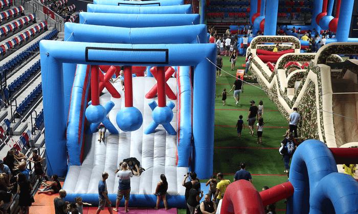 6 דיל ל-24 שעות: כרטיס כניסה ל-Wipark, מרכז הספורט אוניברסיטת בן גוריון באר שבע